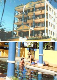 Aegean Apartments Mooloolaba, Sunshine Coast