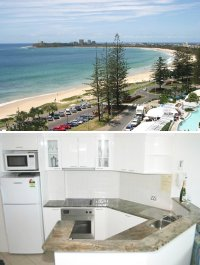 Malibu Apartments Mooloolaba, Sunshine Coast