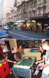 Maze Backpackers Hostel, Sydney CBD
