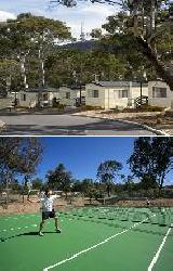 Alivio Tourist Park Canberra Accommodation