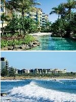 Oaks Seaforth Resort Sunshine Coast