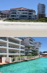 Paros on the Beach Surfers Paradise Apartments