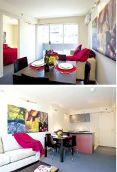 Plum Apartments on Collins  Melbourne CBD