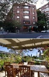 Regents Court Apartments Potts Point