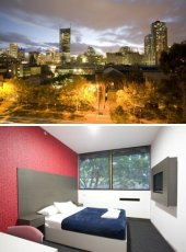 Space Hotel Accommodation Melbourne CBD